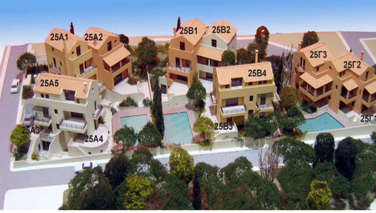Luxury Residence in Lagonisi – 25A1
