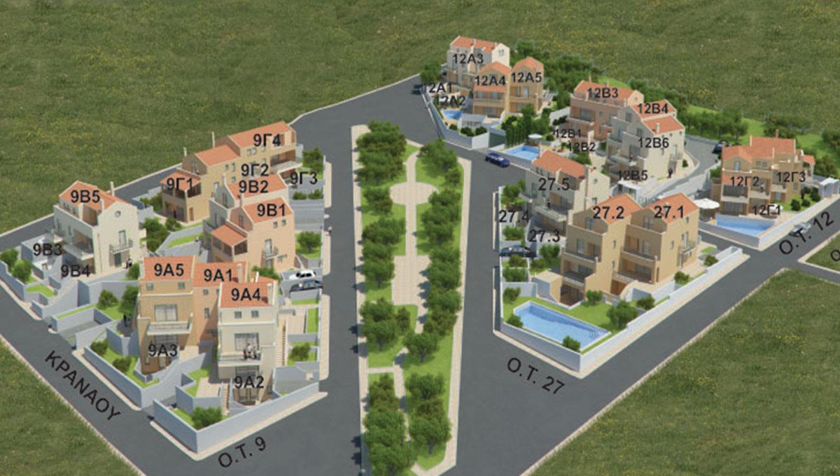 Luxury Residence in Lagonisi -12B4
