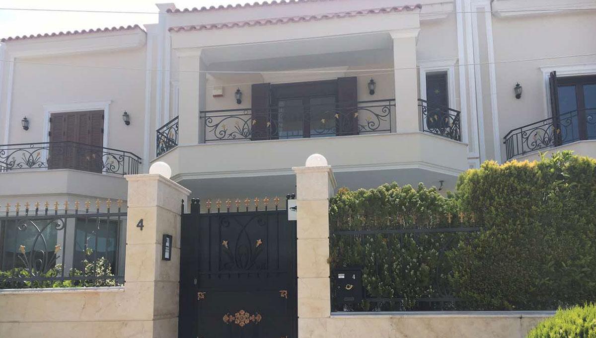Villa in Panorama, Voula