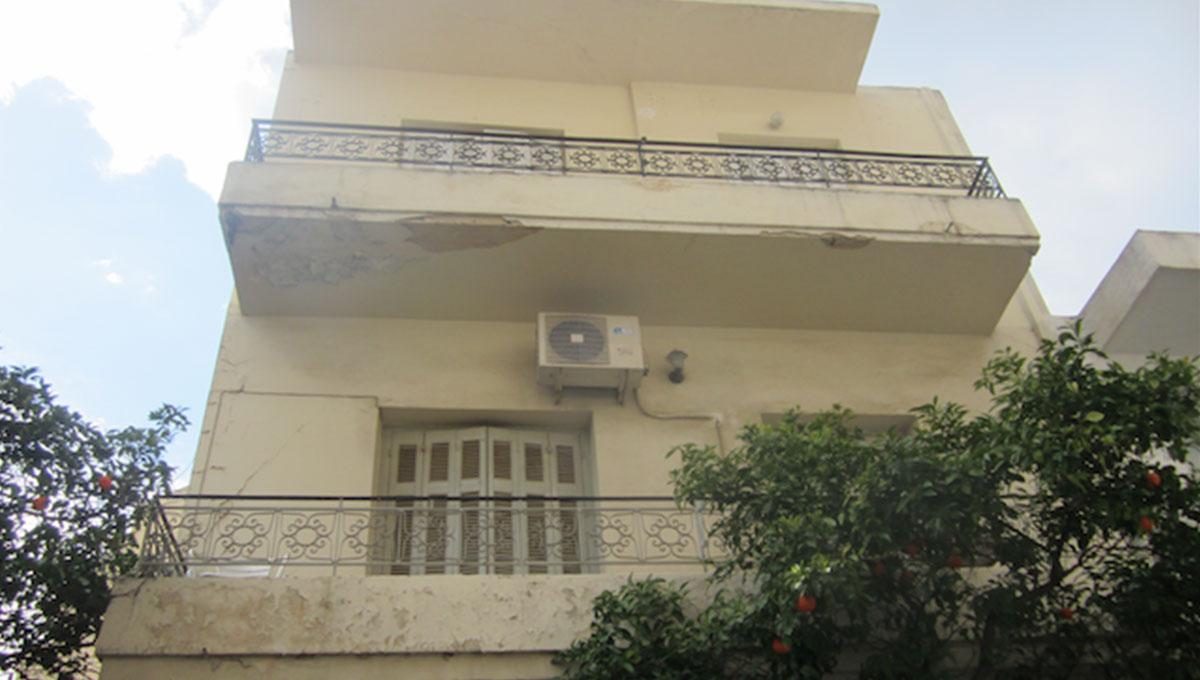 Building in Gazi – Athens