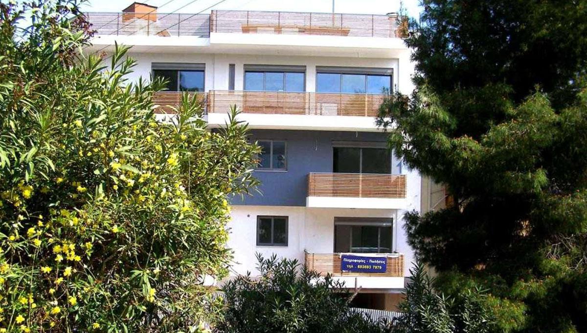 Apartment Building in Nea Filothei