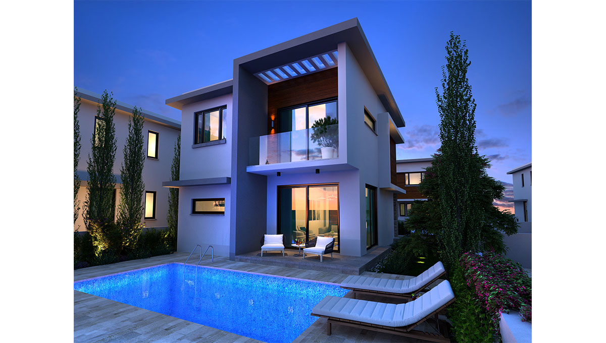 Luxury Villas in Kapparis (Multiple Options)