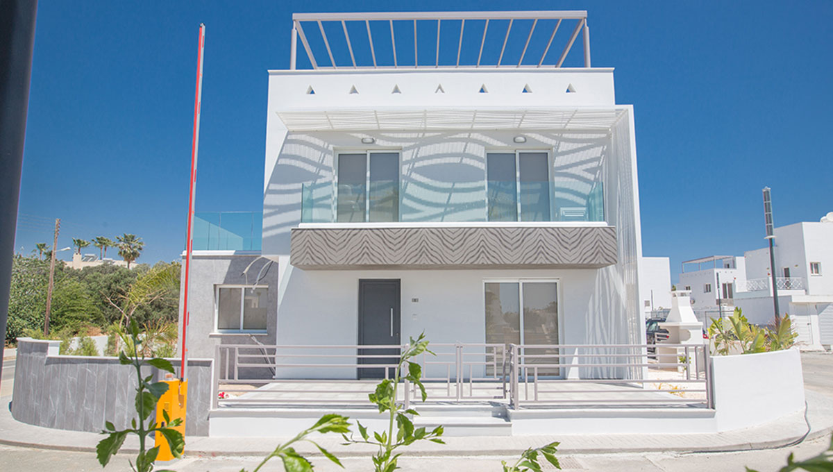 Luxurious Villas in Ayia Napa (Multiple Options)