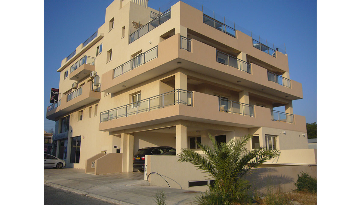 Luxurious Penthouse in Paphos