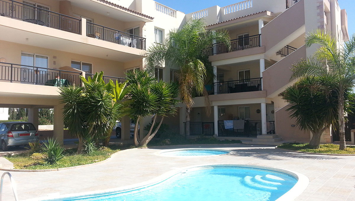 Floor-Apartments in Paphos
