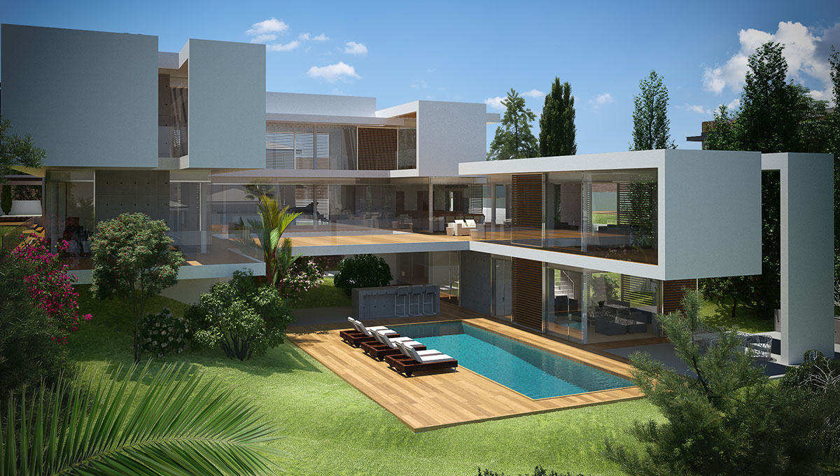 Villas in Limassol (Multiple Options)