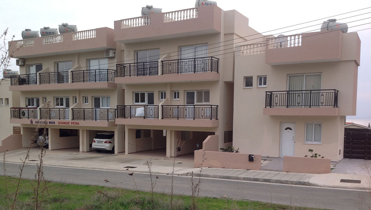 Townhouses in Paphos (Multiple Options)