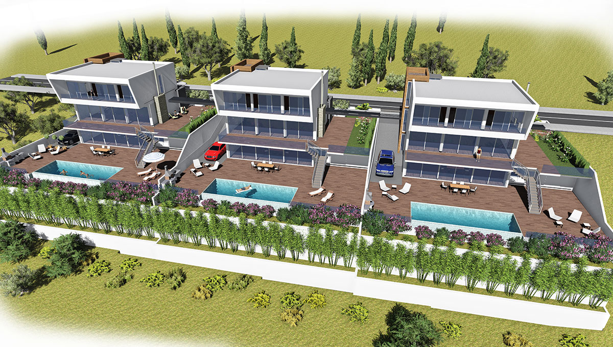 Luxurious Villas in Paphos