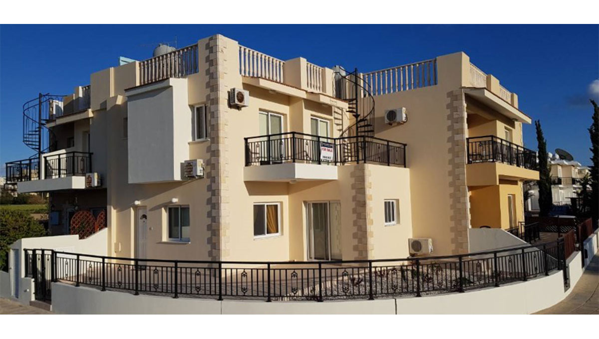 Townhouse in Paphos