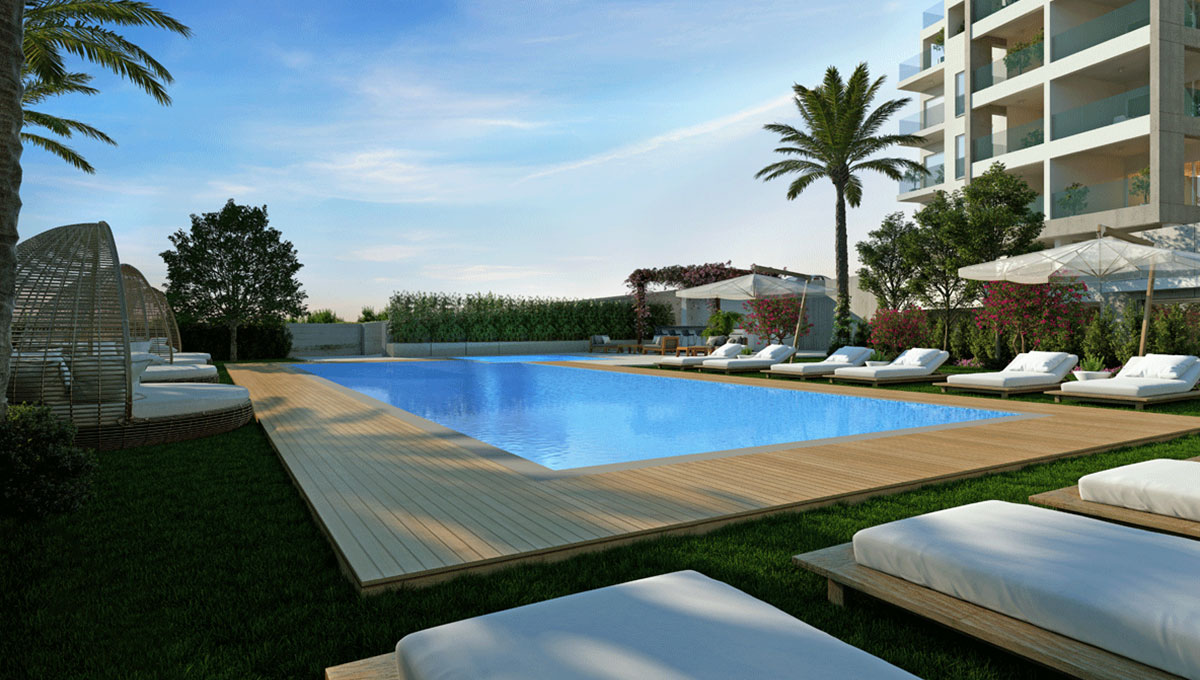 Luxurious Resedences in Limassol (Multiple Options)