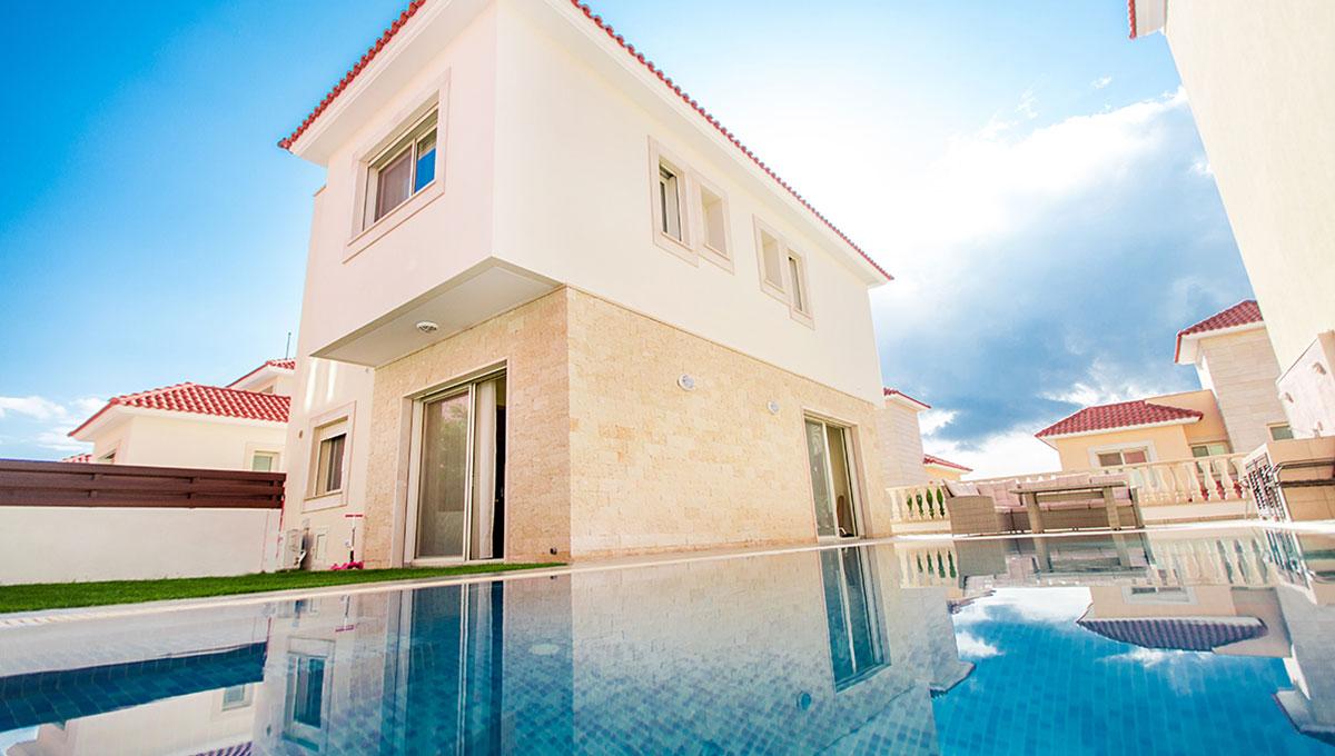 Villa in Moutagiakkas