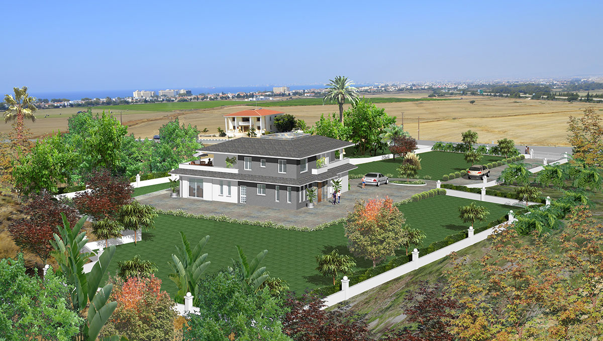 Luxurious Villas in Protaras