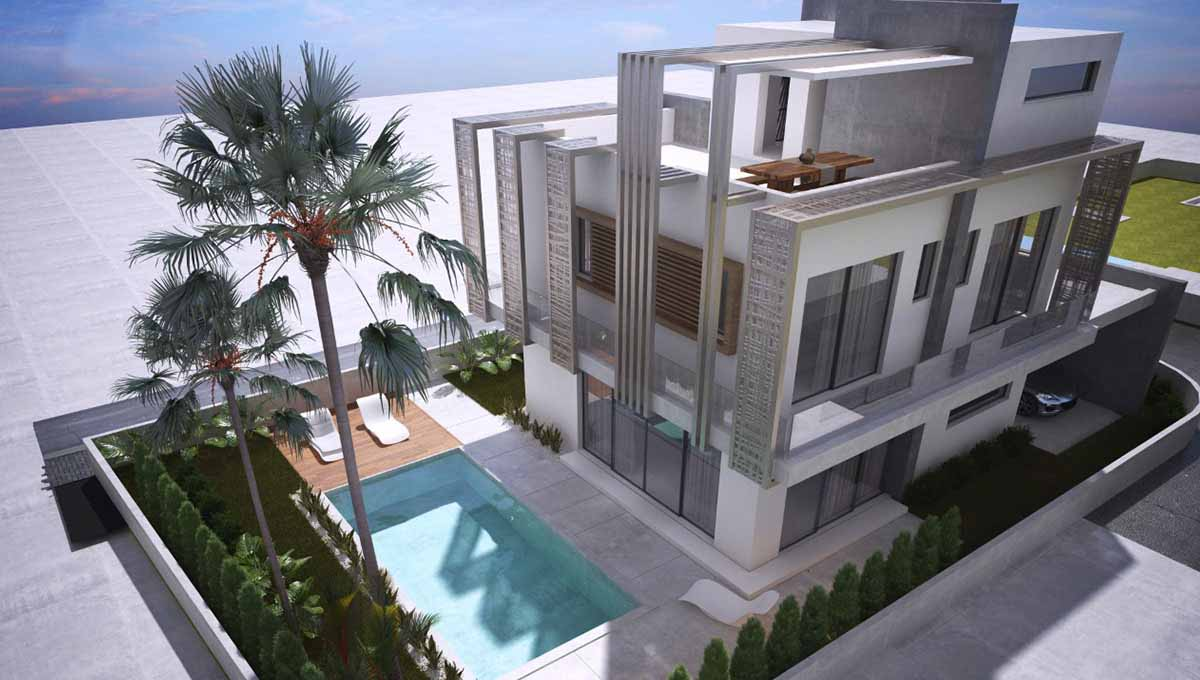 Luxurious Villas in Kapparis