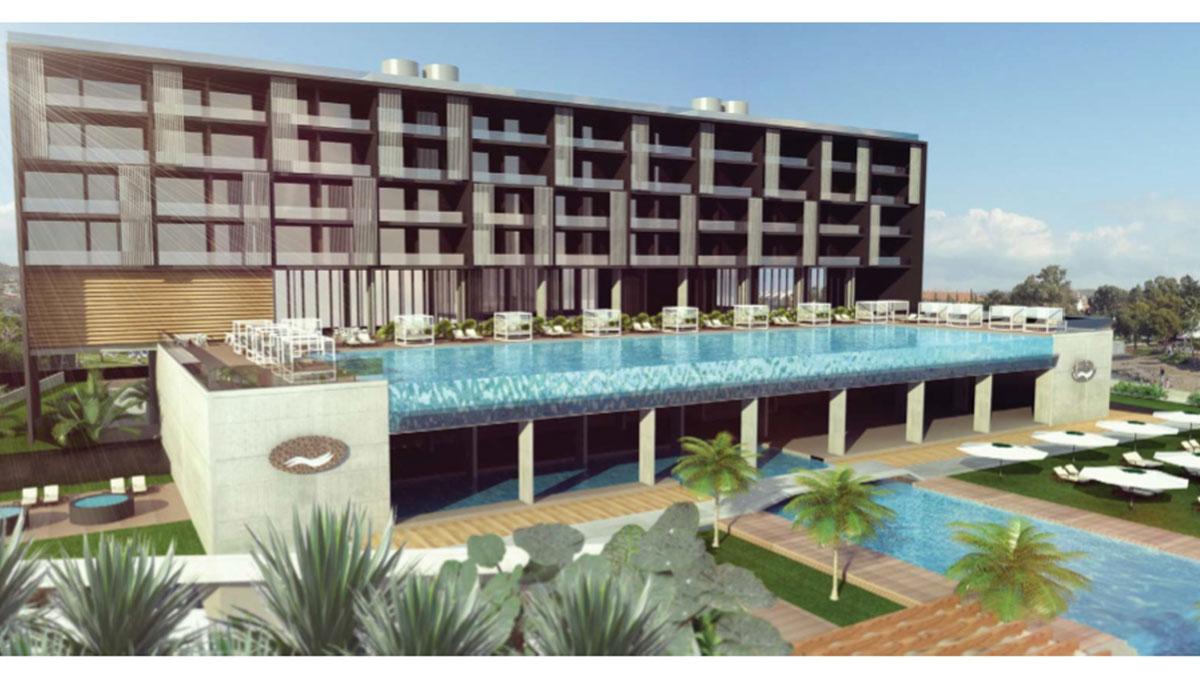 Land for Hotel in Limassol/Larnaca