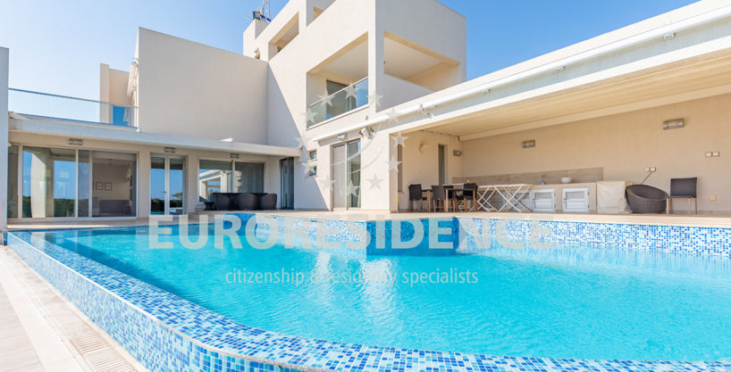 Seaview Villa in Ayia Napa