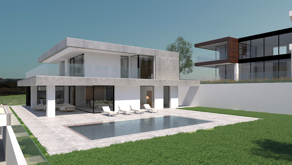 Luxury Villas in Limassol (Multiple Options)