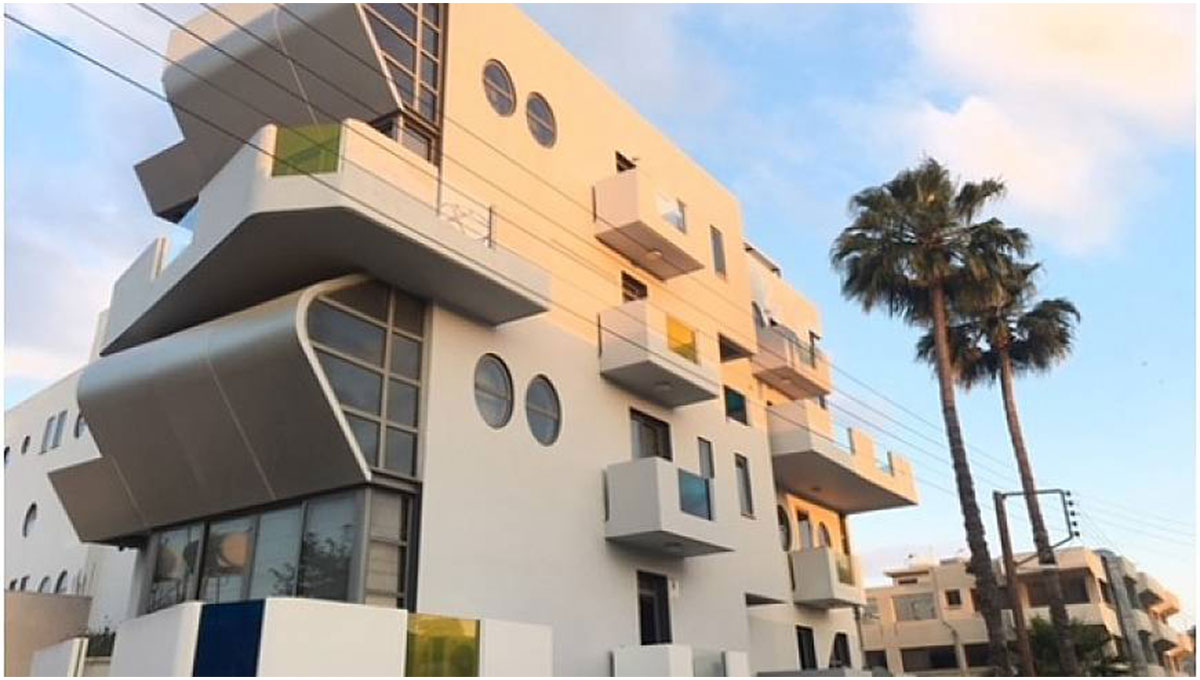 Residential Building in Larnaca