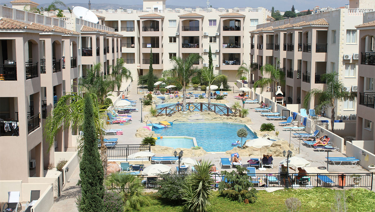 Apartments in Paphos (Multiple Options)