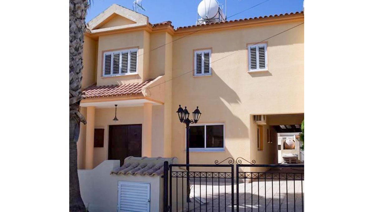 3-Bedroom Villa in Larnaca (Krasa)