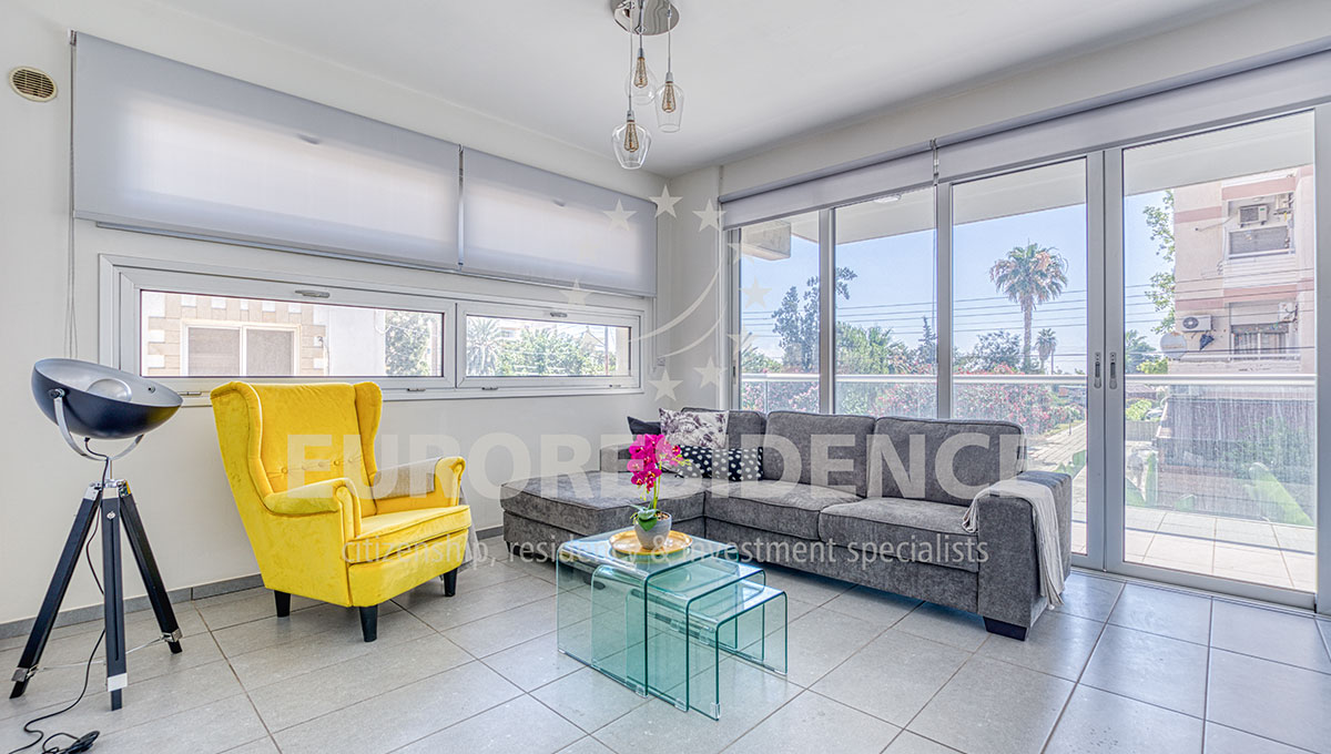 2-Bedroom Apartment in Larnaca (Mackenzie)