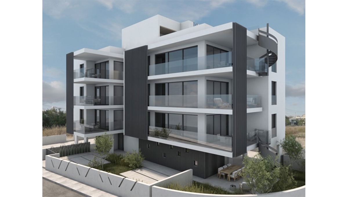 2&3-Bedroom Luxurious Apartments in Strovolos