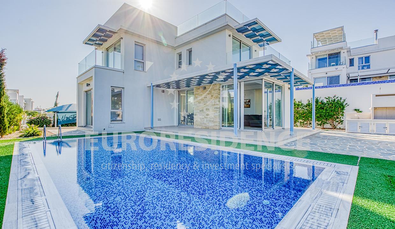 3-Bedroom Villa in Protaras