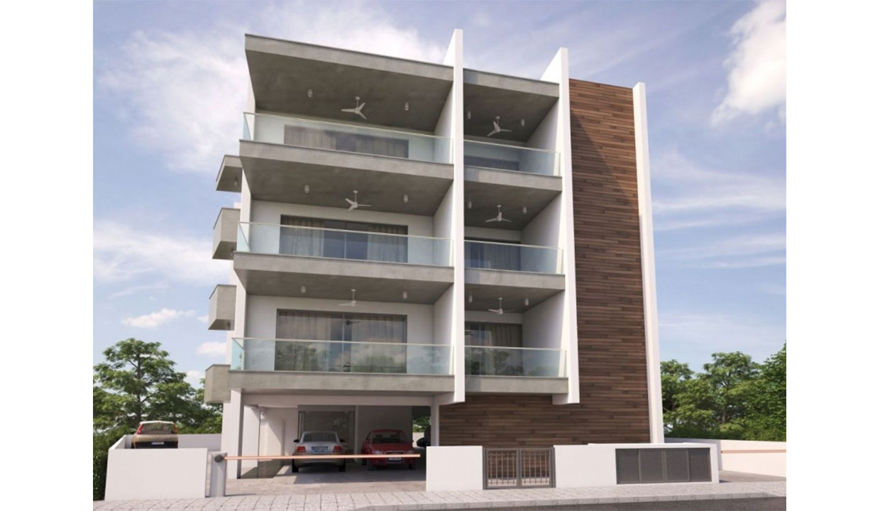 One-Bedroom Apartment in Limassol