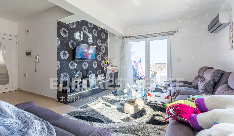 2-Bedroom Apartment in Paralimni