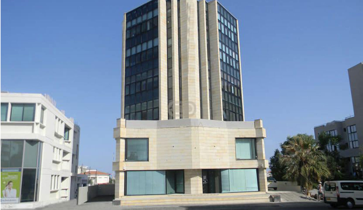 Commercial Building in Limassol