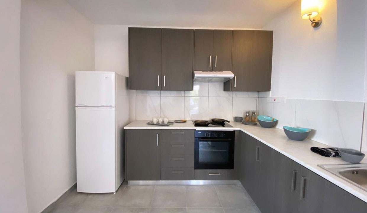 Two-Bedroom Apartment in Ayia Napa