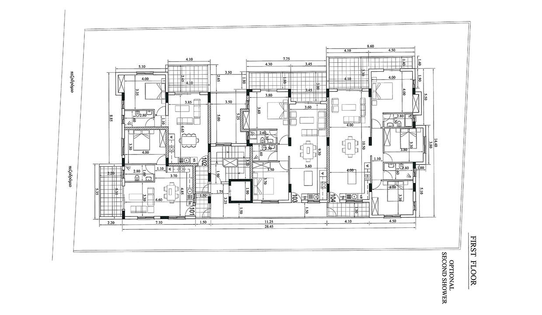 First Floor (Option)