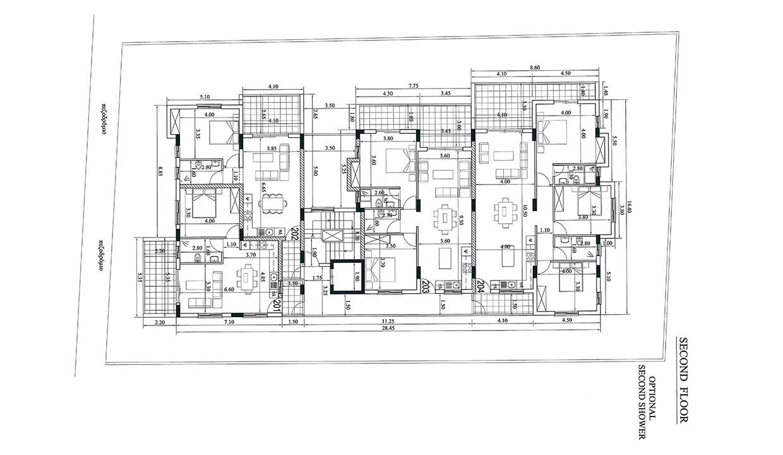 Second Floor (Option)